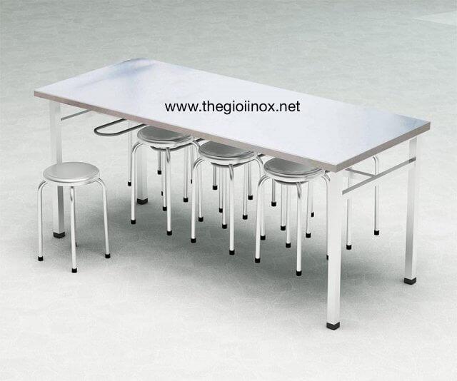 Địa chỉ bán bàn ghế nhà ăn công nghiệp giá sỉ toàn quốc (2)