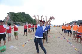 1. Hướng dẫn du lịch teambuilding tại Cát Bà1
